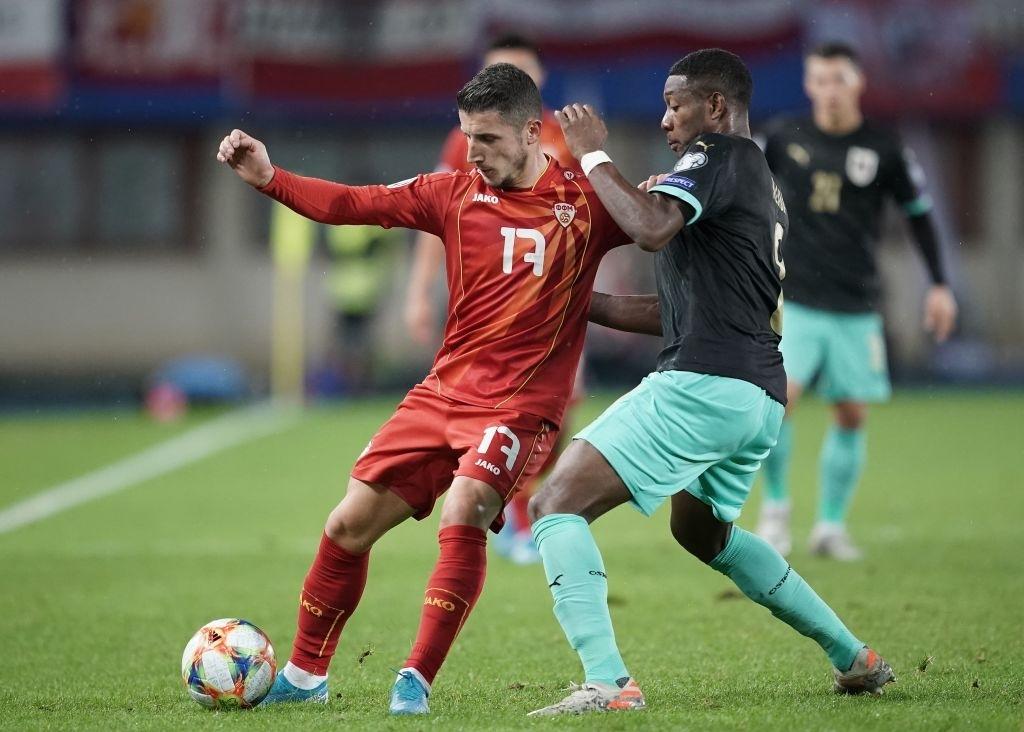 Nhận định chung Áo vs Bắc Macedonia