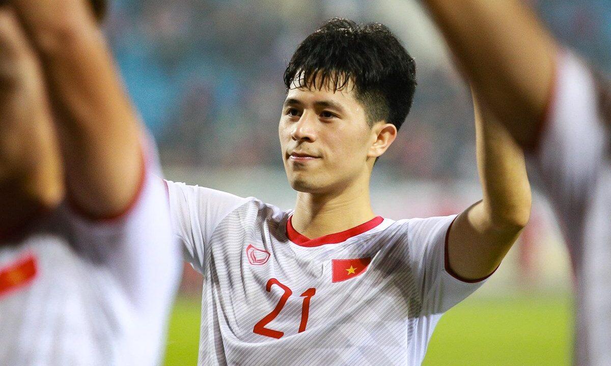 Cầu thủ Trần Đình Trọng