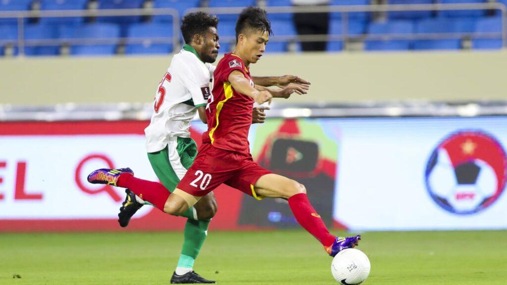 Việt Nam thắng 4-0