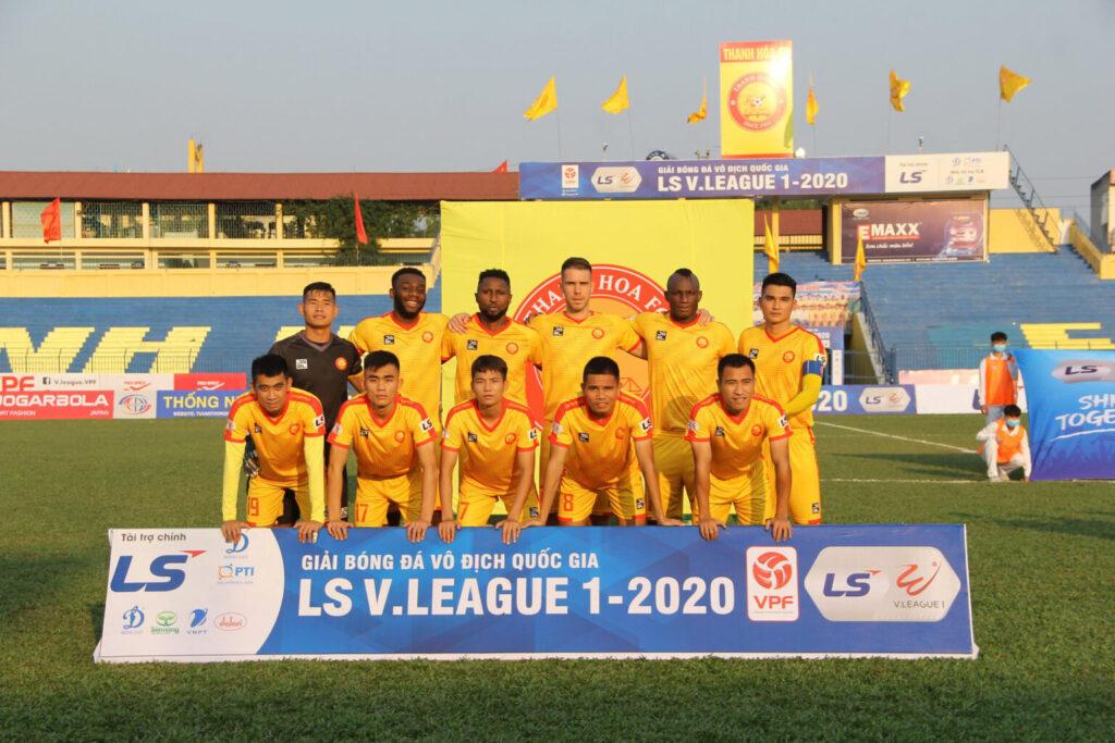 CLB Thanh hóa bất ngờ thanh lí 5 cầu thủ trước giai đoạn 2 V.League