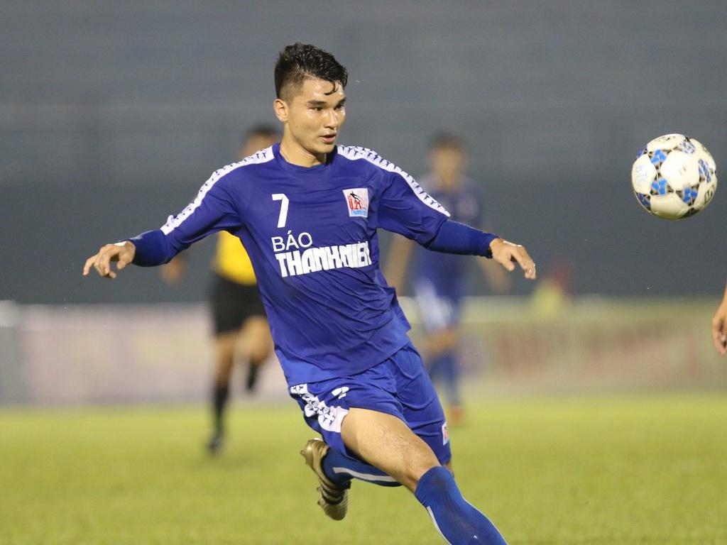 trung vệ Lê Văn Đại là cái tên đáng tiếc nhất. Khi cầu thủ này từng được HLV Park Hang Seo gọi lên đội tuyển U23 Việt Nam