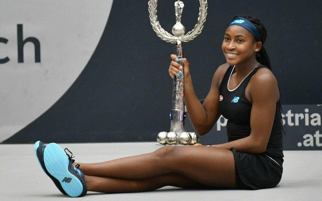 Gauff vô hiệu toàn bộ sức mạnh của nhà vô địch Roland Garros 2017