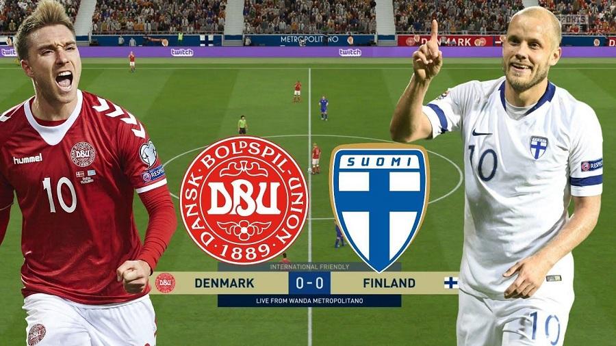 Đan Mạch vs Phần Lan: Chủ nhà gây tiếc nuối, nhận thất bại tối thiểu trước tân binh