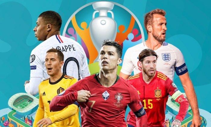 chức vô địch EURO 2021