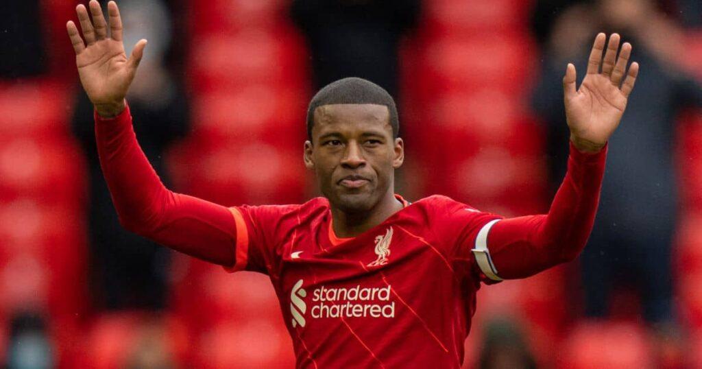 Georginio Wijnaldum đi về đâu khi chấm dứt với Liverpool?