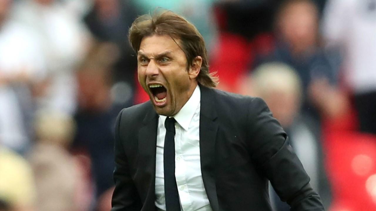 HLV Conte rời Inter Milan