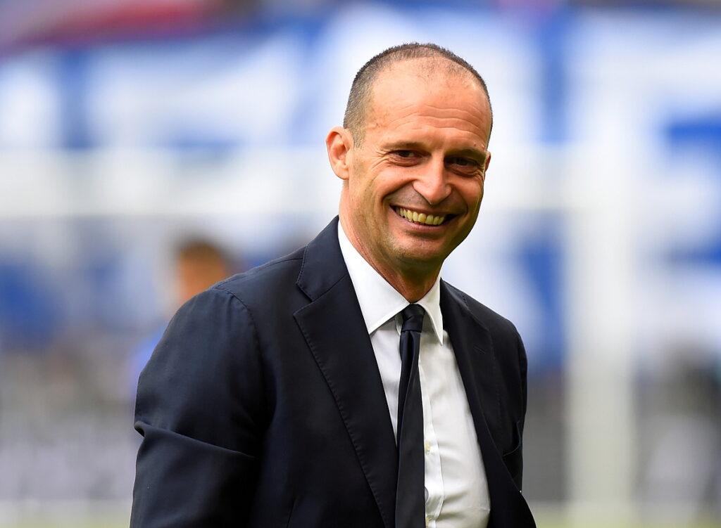 HLV Max Allegri được bổ nhiệm làm HLV chính cho Juventus sau khisa thải Andrea Pirlo