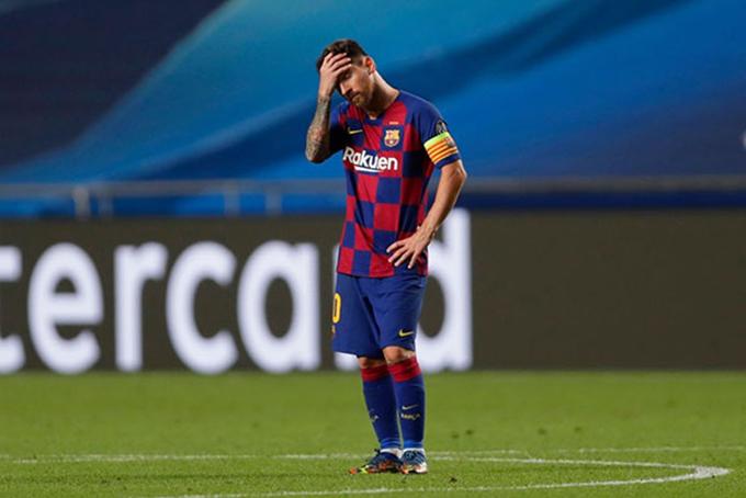 Messi sẽ có bản hợp đồng 10 năm với Barca