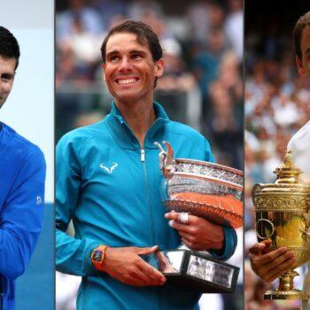 Những tay thủ quần vợt nổi tiếng trên thế giới