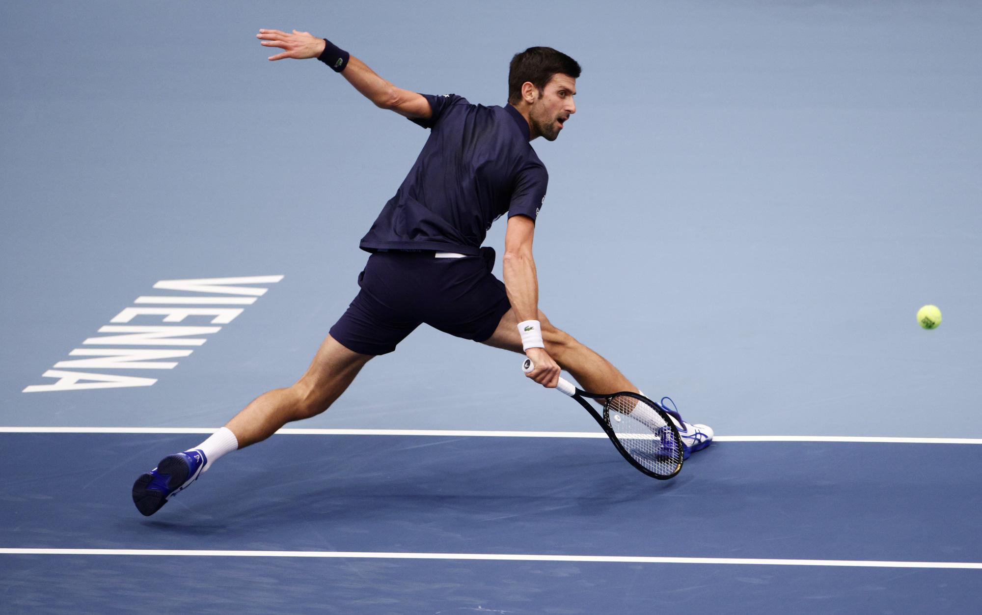 Novak Djokovic - Tay vợt Serbia