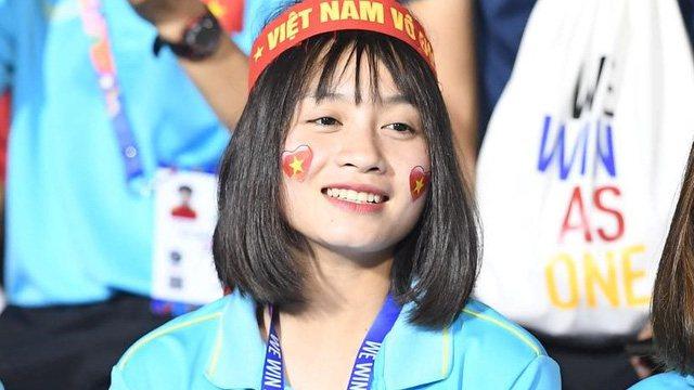 cầu thủ Hoàng Thị Loan