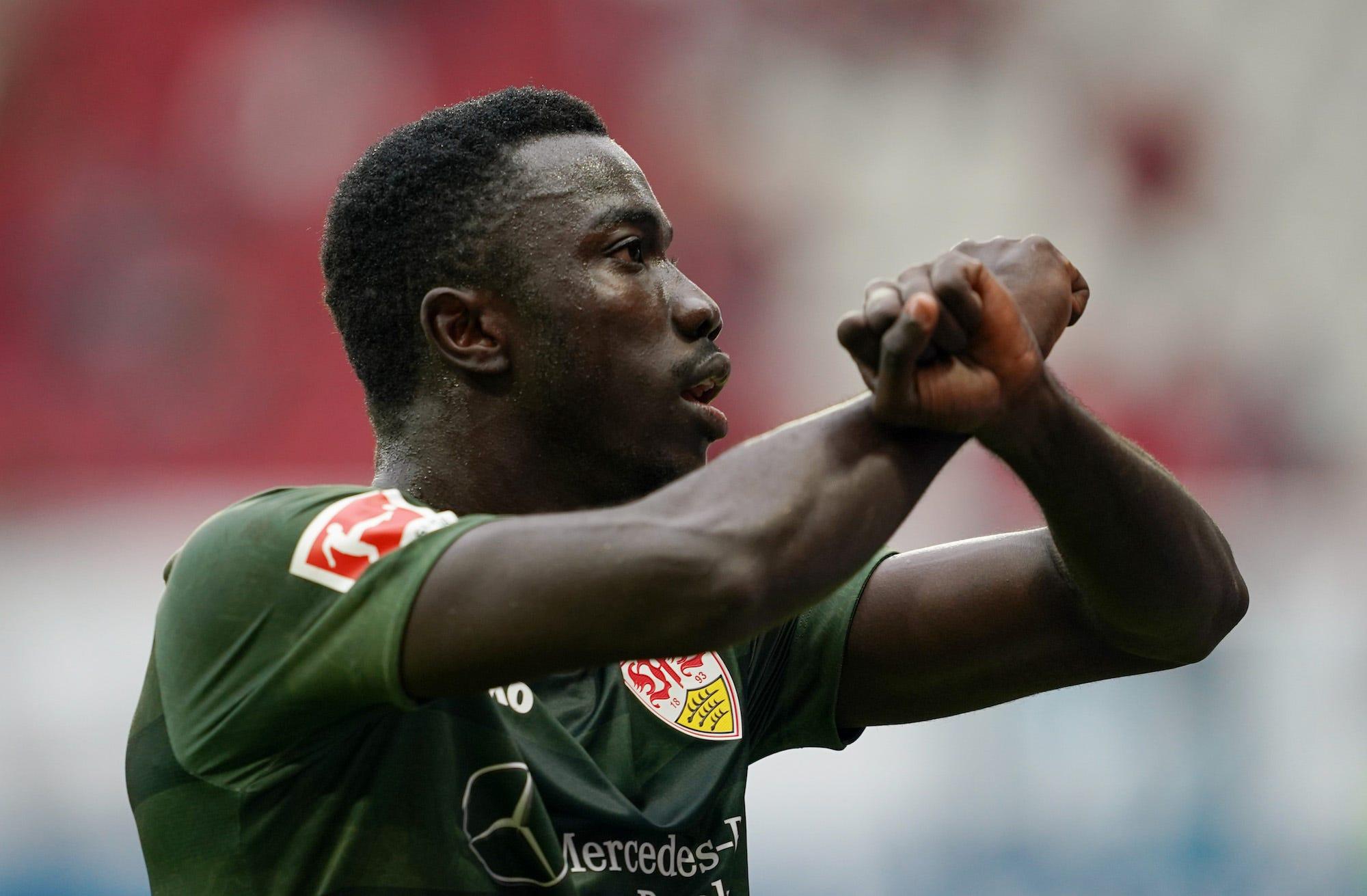 CLB Stuttgart sẽ sớm giải quyết vụ việc của Silas