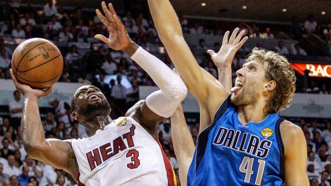 Dirk là một tượng đài trong làng bóng rổ
