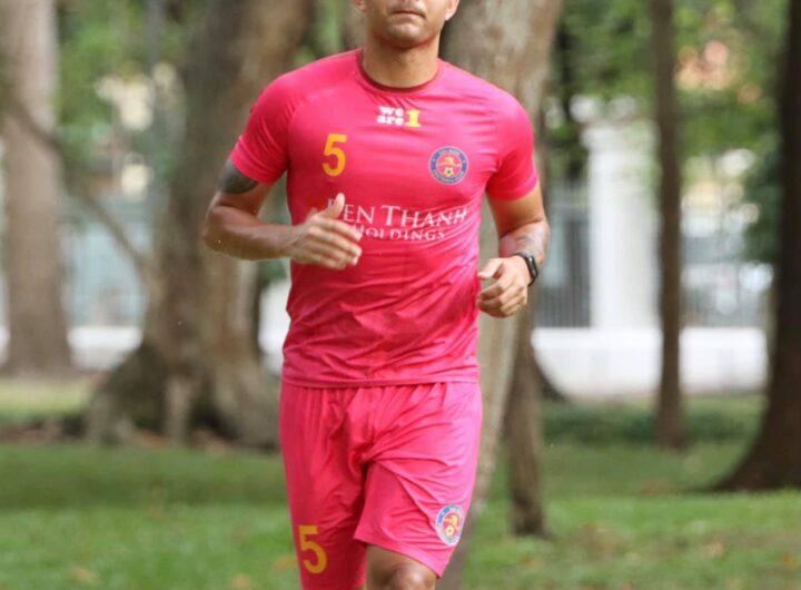 Trung vệ người Brazil Thiago bị Sài Gòn FC mời khỏi đội