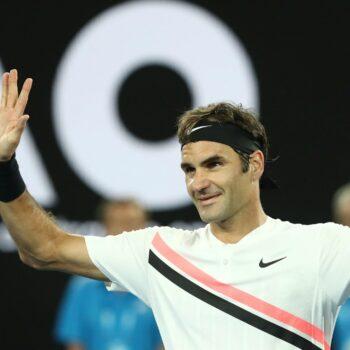 Federer - Wimbledon 2018
