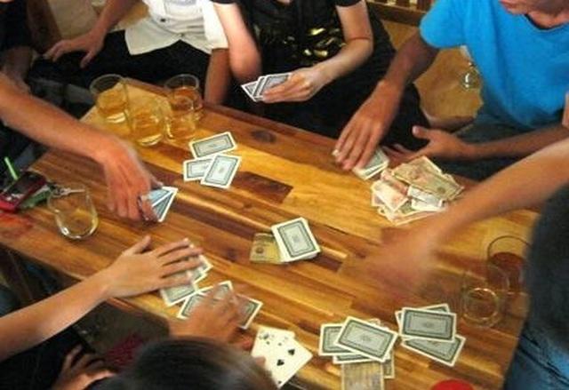 Hậu quả của tệ nạn đánh bạc